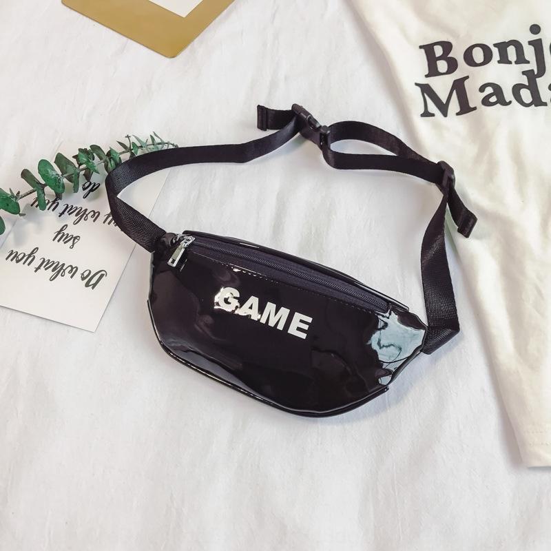 g6SwV koreanische Stil Kinder Schulter 2020 neue Sommer Persönlichkeit Allgleiches Schulter Art und Weise mini diagonal Tasche Mode-Accessoires Tasche weiblich