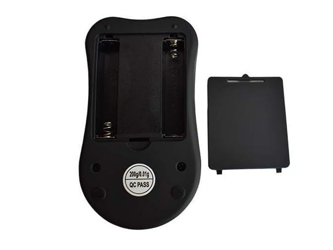 Creative-Maus MINI Elektronische Waage 100gx 0.01g 200gx0.01gBacklight Modul High Precision Digital Pocket Schmuck-Skala frei senden DHL20pcs