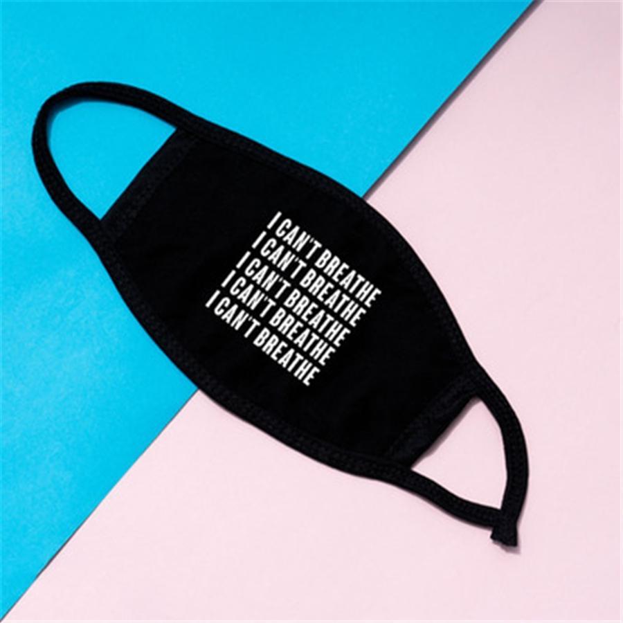 2020 Hot Adult Designer Luxo Impresso Máscara Facial Máscaras Partido Cosplay reutilizável poeira à prova de vento de algodão Em armazém # 840
