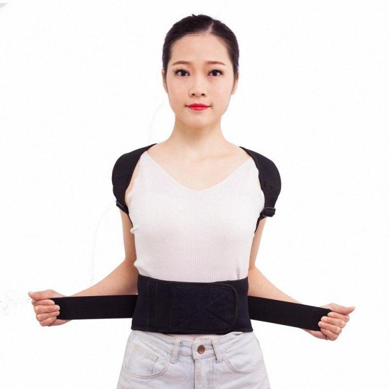 Posture Corrector Back Support Belt Vest Shoulder Hunchback Relief Correction Brace Band Back Straightener Posture Corrector K1rD#