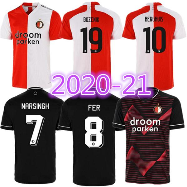 2020 20 21 Feyenoord Soccer Jersey Kokcu Berghuis Fer Camiseta De Futbol Jorgensen Camiseta De Futbol 2020 2021 Home Away Men Kids Football Shirt From Mbappe1108 12 34 Dhgate Com