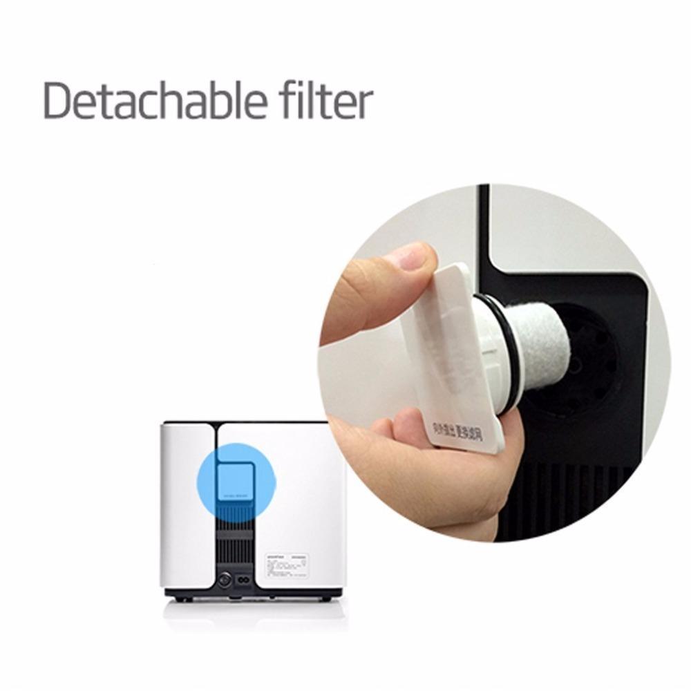 10pcs yuwell YU300 portatile concentratore di ossigeno filtri ossigeno cotone filtro generatore di ossigeno parti macchina accessori concentratore