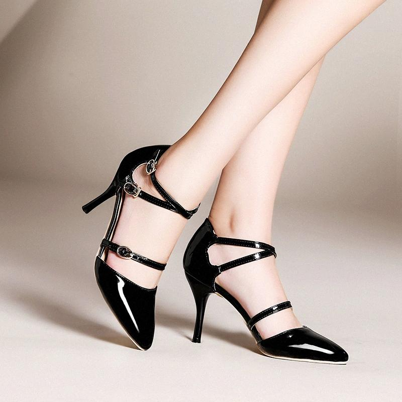 2020 Sexy Fashion Ladies Shoes Big Plus