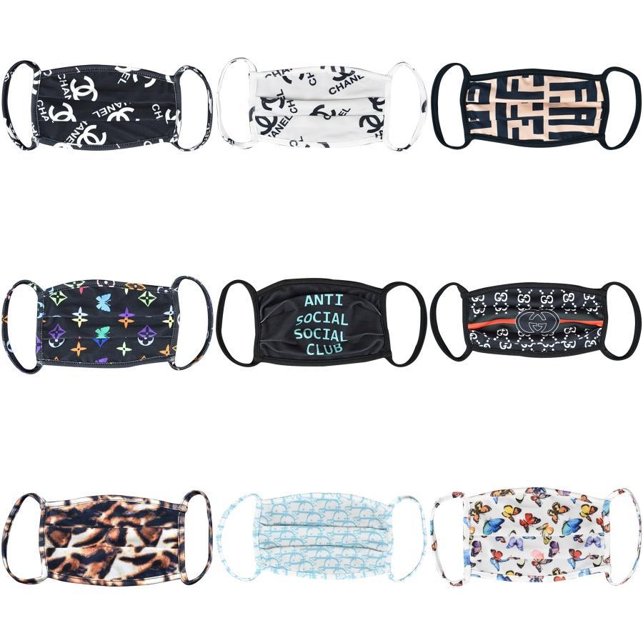 Kargo Çocuklar Karşıtı Kirlilik Maskeleri Boy Kız Karikatür Ağız Yüz Maskeleri Çocuklar Karşıtı Toz Nefes earloop Pamuk Maske # 117