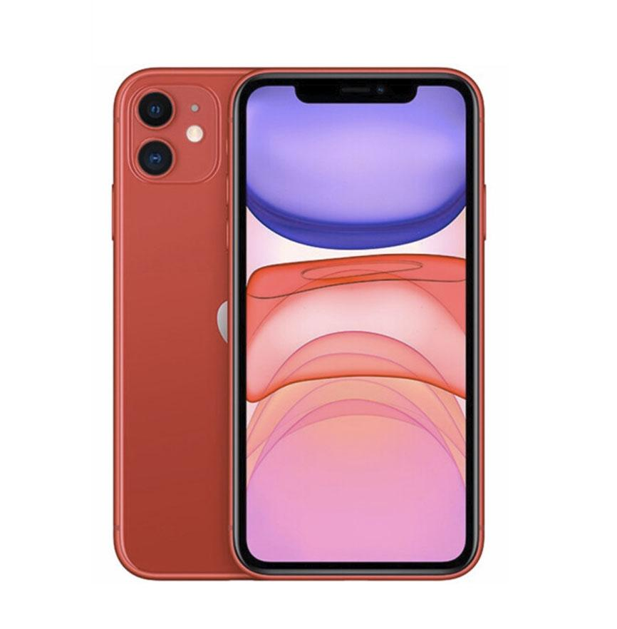 "Refurbishe Original iPhone XR no iPhone 11 habitação 6.1"" Phone iOS A11 Smartphone 3GB RAM 64GB / 256GB ROM 12MP Hexa núcleo 4G LTE móvel"