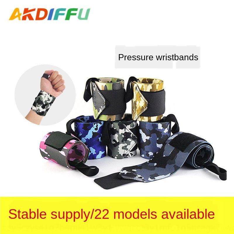 M1AnG Outdoor Products venda quente camuflagem pressão nylon levantamento de peso do basquetebol pulseira de pulso pulseira cinto cinta impulsionador