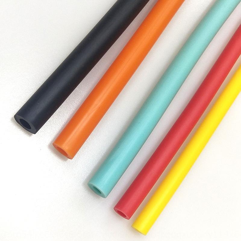 150 livres tpe corde de tension Fitness Equipment équipement de conditionnement physique Tube couleur à haute élasticité 1 jeu de tpe tube de tension