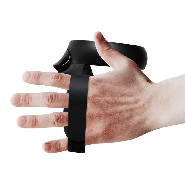 / AR Óculos / AR Óculos Acessórios VR Toque Controlador aperto ajustáveis Knuckle Cintos para Oculus quest / Rift S VR Headset Acessórios