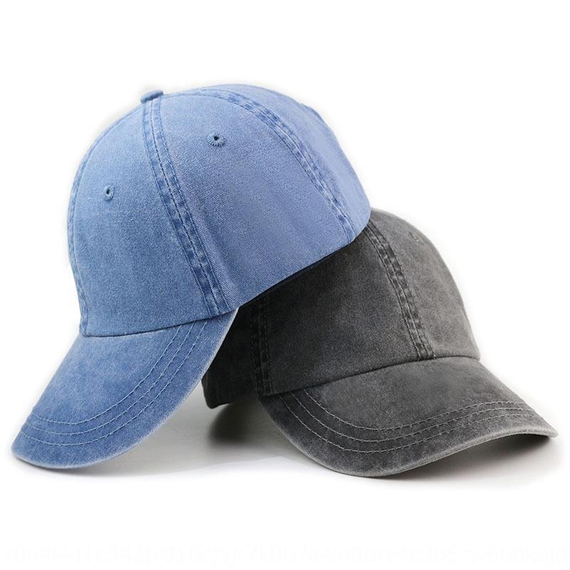 Nouveau chapeau casquette de baseball de chapeau casquette de baseball de pare-soleil publicité femmes style coréen hommes