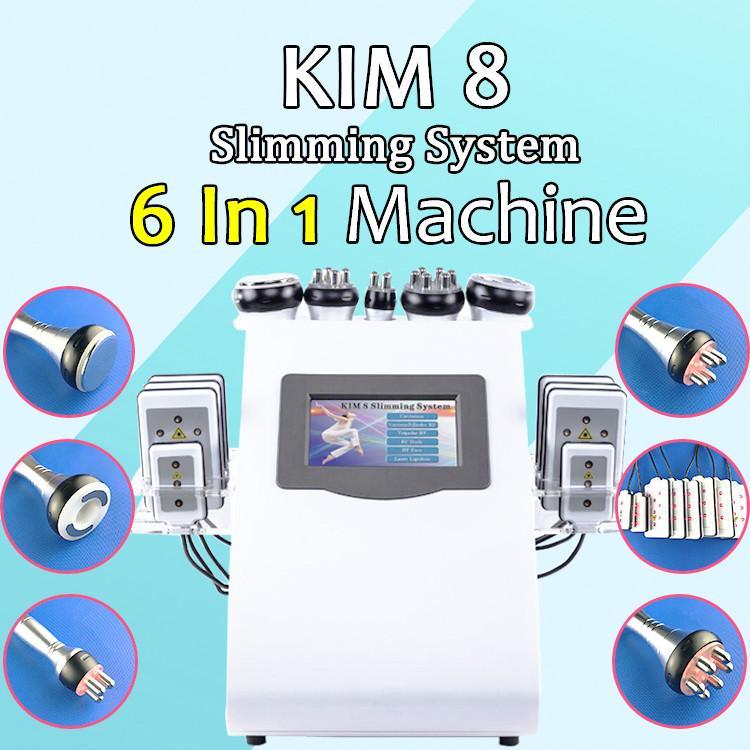 Máquina de cavitación ultrasónica láser peso criolipólisis reducir la grasa de congelación de la máquina de grasa ardor en la piel Cuidado del cuerpo que adelgaza Machinehin