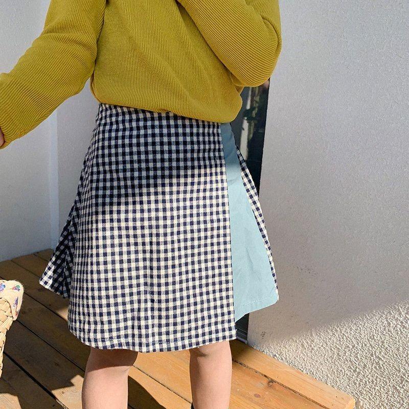Owligbaby Wholesale New Girls Jupe 2020 Shorts Mode Good Girls Shorts Qualité 1-7 ans cq5u #