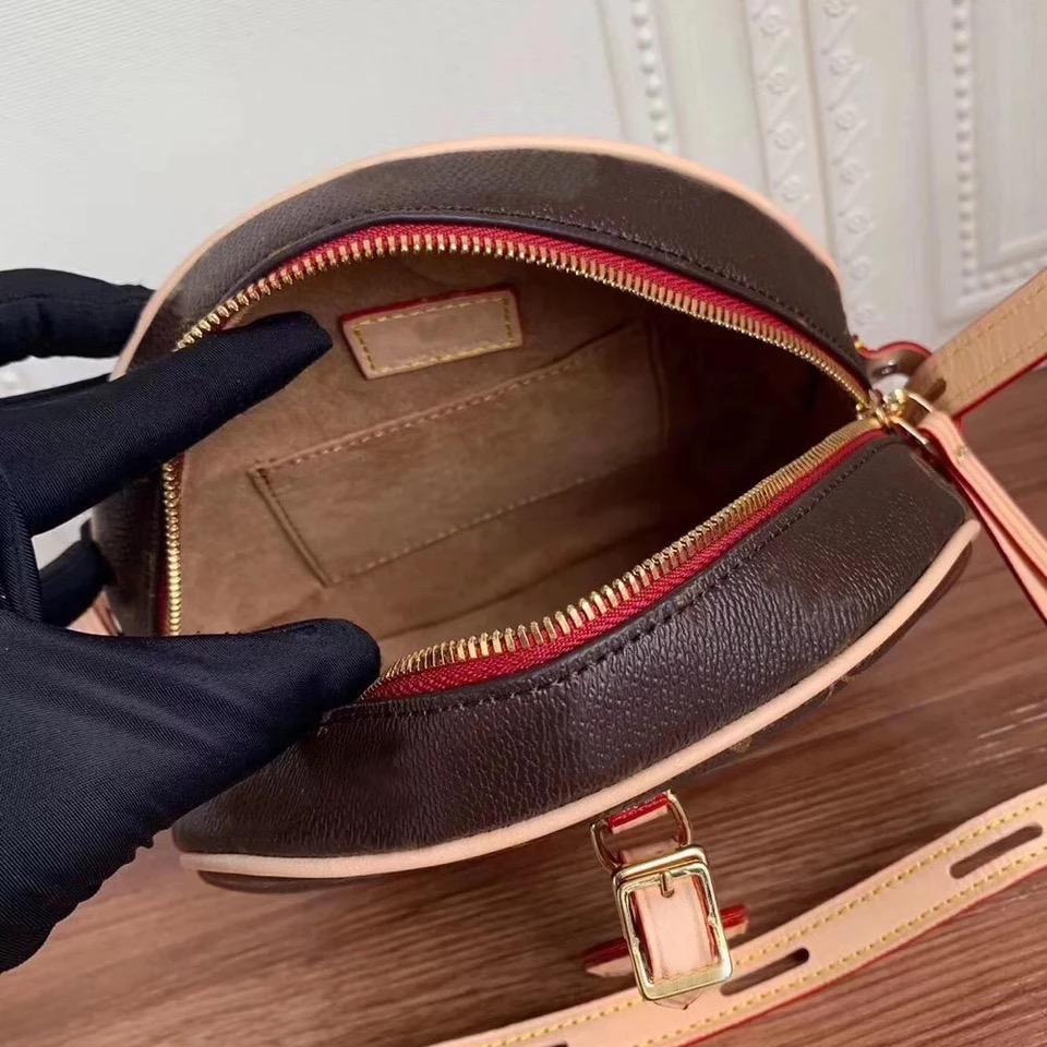 2020 новых классических роскоши качества портативной кожаного мешок способ хранение сумки сумка бесплатная доставка женщин раунда женщин