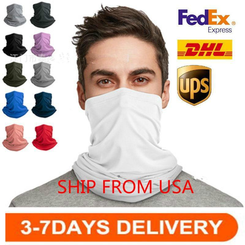 Multi-Color Велоспорт Мужская Магия Head Защитная маска для лица Труба Бандана Шарф Wristband шапочка Спорт на открытом воздухе FY7026 Neck Gaiter БАЙКЕРОВ