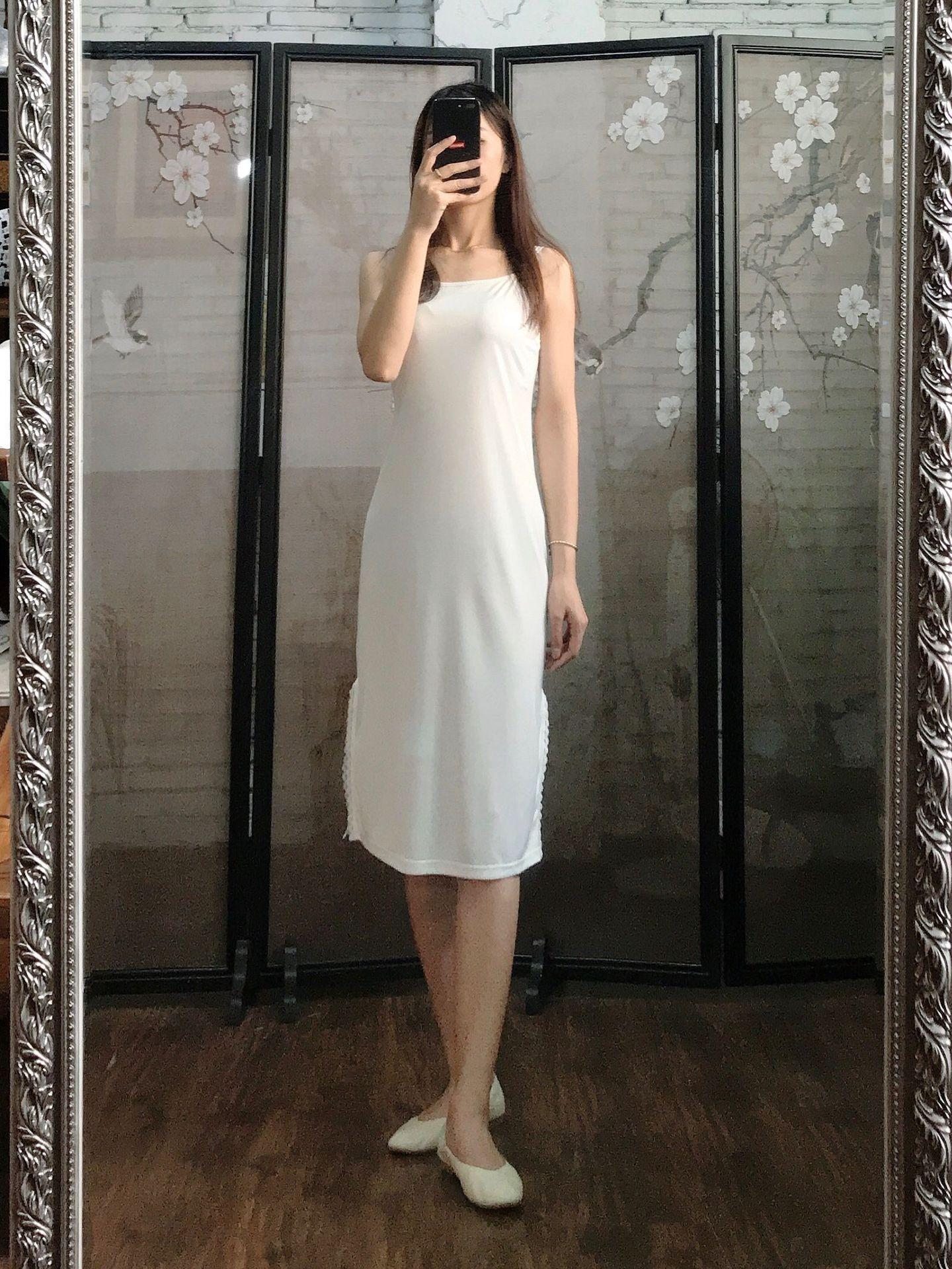 Wen camicia shirtsling fionda shirtDong Li dritto abbigliamento femminile stile cinese letteraria del Tutto-fiammifero camicia bianca bretella