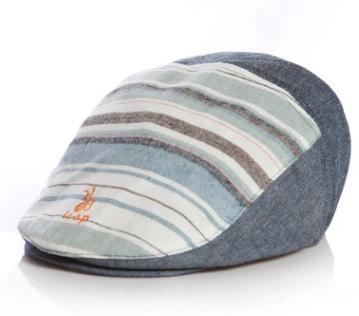 cotone berretto a righe E368 berreto tappo Cinese Meridionale Primavera per bambini biancheria cappello del bambino di lingua d'anatra cappello dei bambini traspiranti aExkT