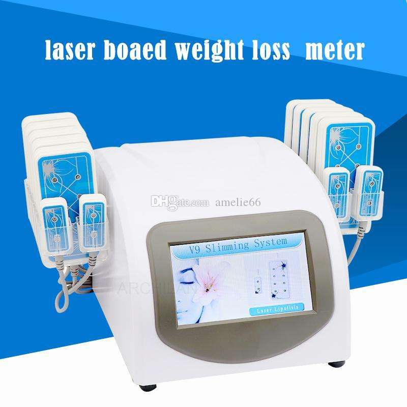 160 ميجا واط ديود ليبو الليزر lllt حرق الدهون مكافحة السيلوليت الجسم النحت 14 منصات فقدان الوزن الجمال آلة التخسيس سبا