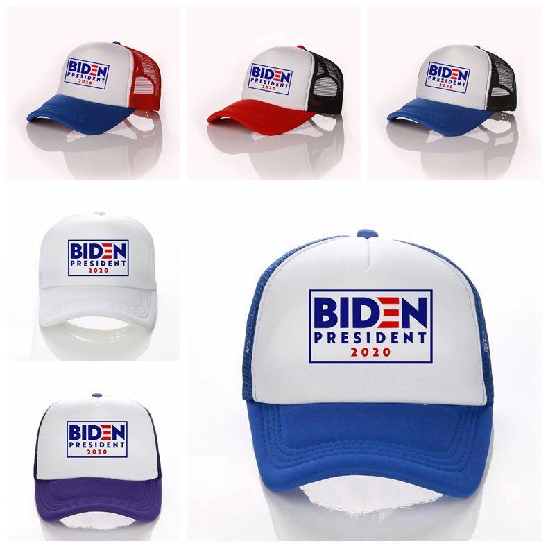 Biden Joe Boné de 2020 boné de beisebol presidente americano boné de beisebol Eleição Bordado Carta ajustável Snapback Hat VT1502