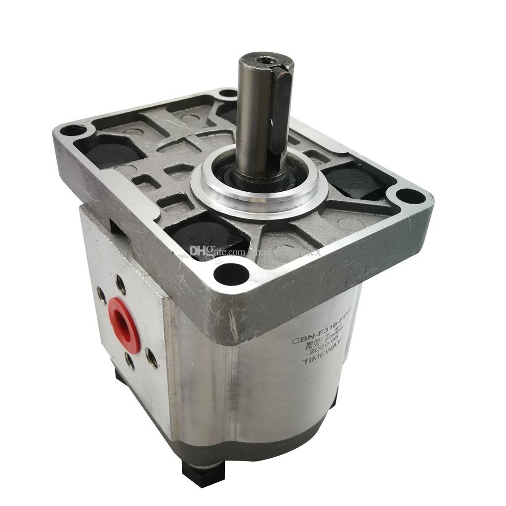 bomba de óleo da engrenagem hidráulica CBN-E316-FPR CBN-F316-FPR CBN-E318-FPR CBN-F318-FPR alta pressão fabricantes bomba de boa qualidade