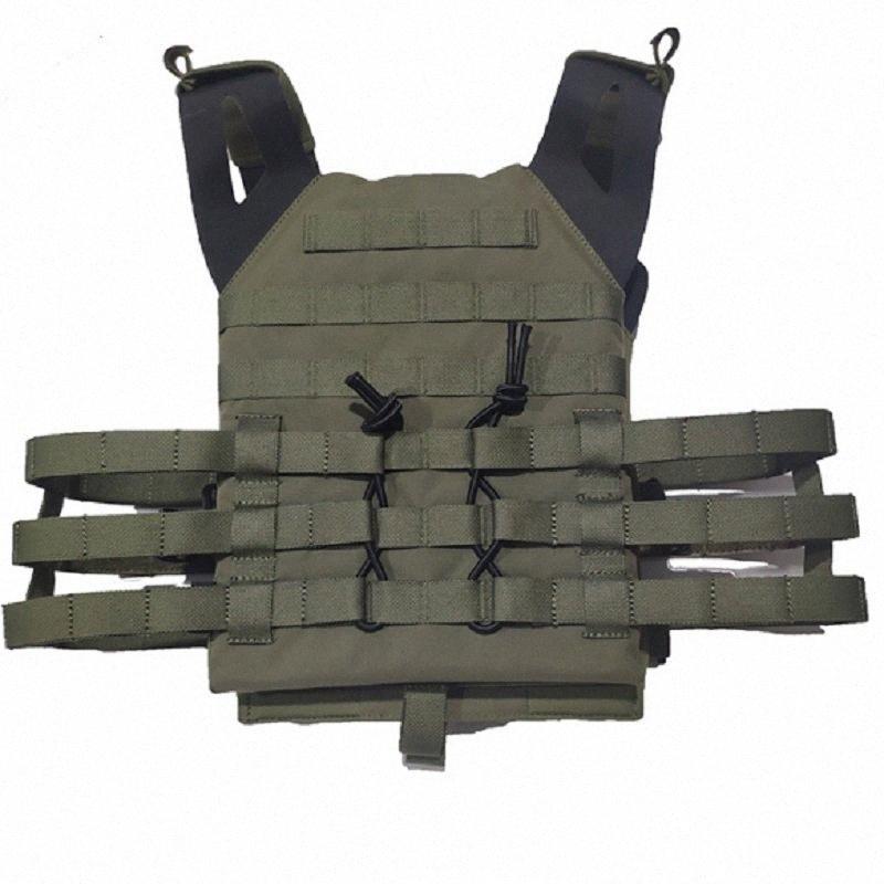 TC0095 JPC Tactical Vest Light Multifunctional Combat Vest RG Color QiCT#