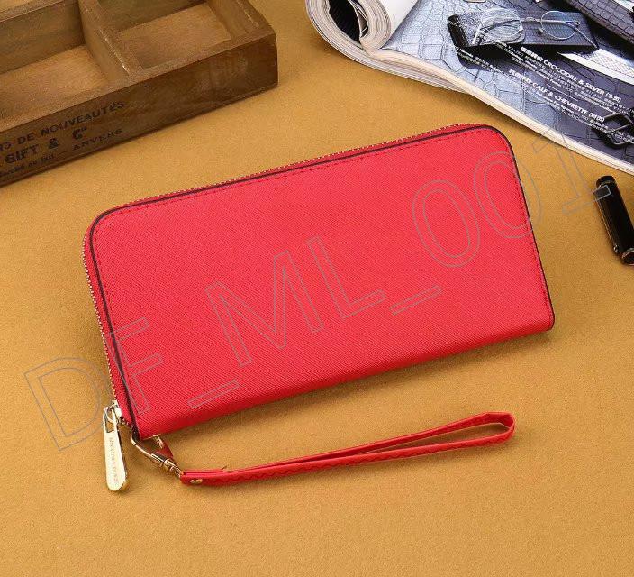 2020 новый бренд женщины бумажник кожа Корейской кожа большая емкость одиночный Прицепные кошелек длинный мешок рука бесплатная доставка