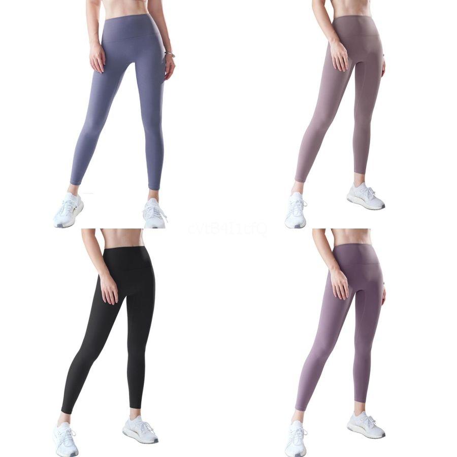 Sports Gym Leggings Fitness Yoga Jeggings Ip Push Up Skinny Pencil Pants Women Slim Elastic Legging Sexy Stretch Tights Foot Pants B25857#553