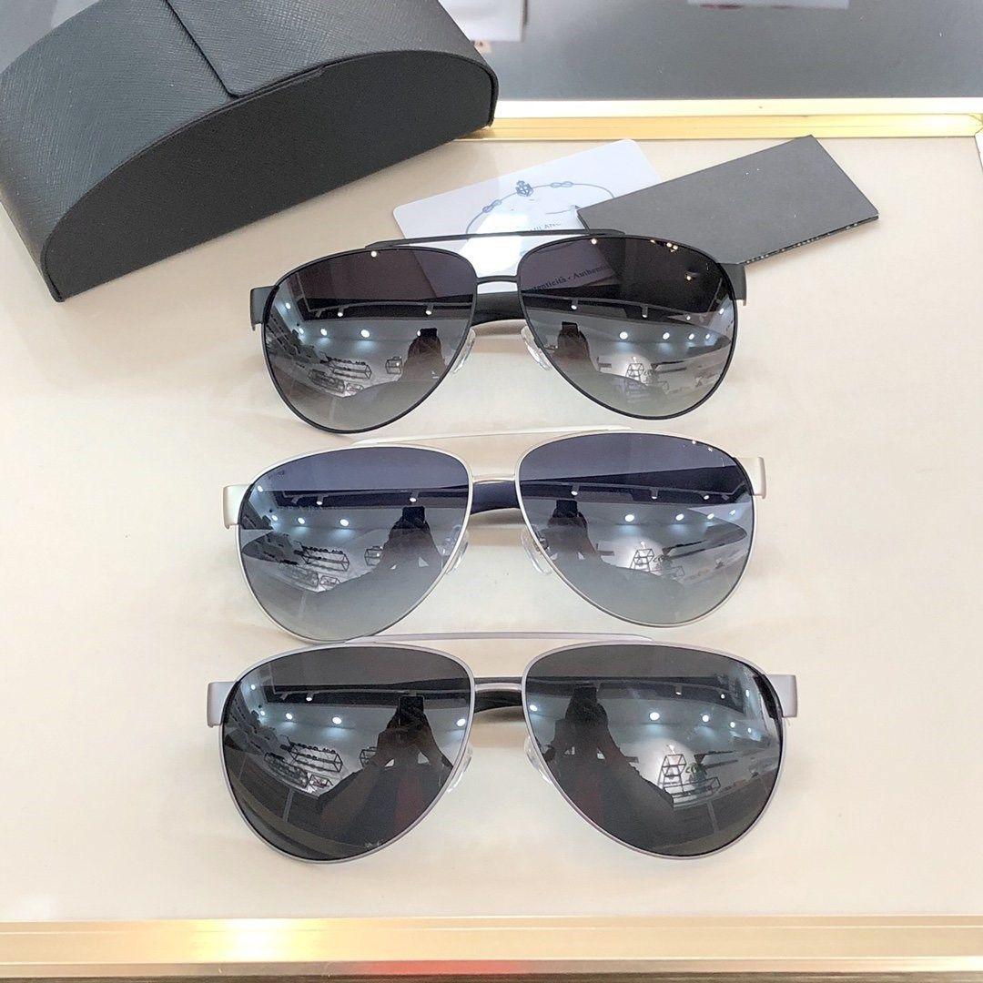 2020 gafas de sol para las mujeres diseñador del marco cuadrado especial del estilo del verano de calidad superior completa protección UV color mixto, vienen con el caso 61Qs