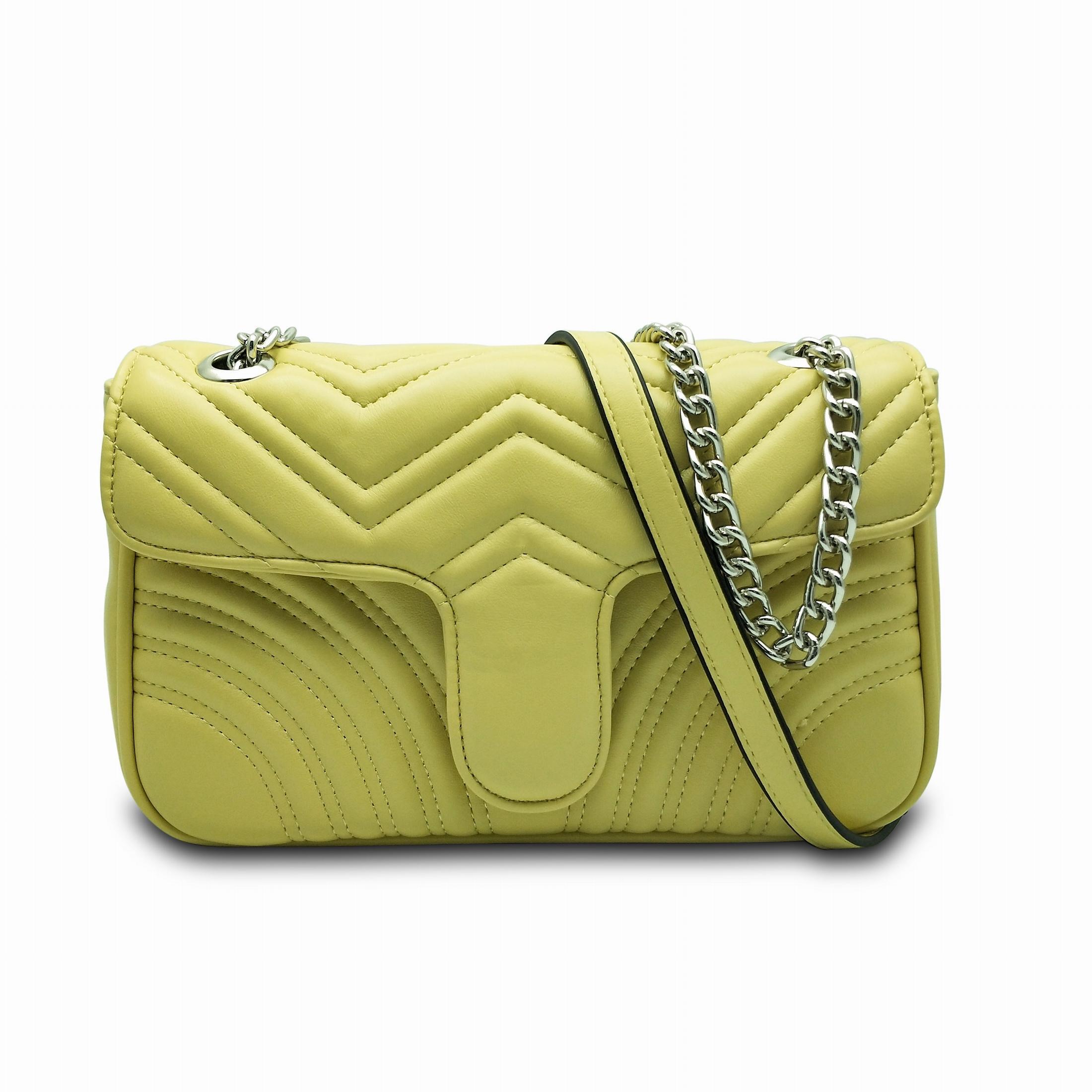 Nouveau sac à bandoulière femmes sac à main de femme de haute qualité se sentent structuré doucement et une fermeture simple rabat