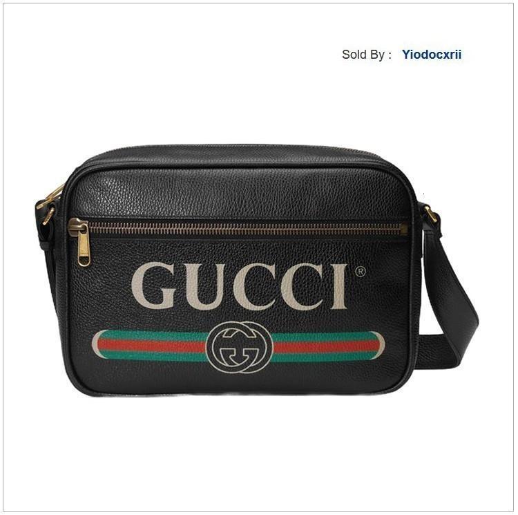 yiodocxrii PJF1 cuir impression grand sac à main noir 523589-0qrat Totes Sacs à bandoulière Sacs à dos Portefeuilles Porte-Monnaie