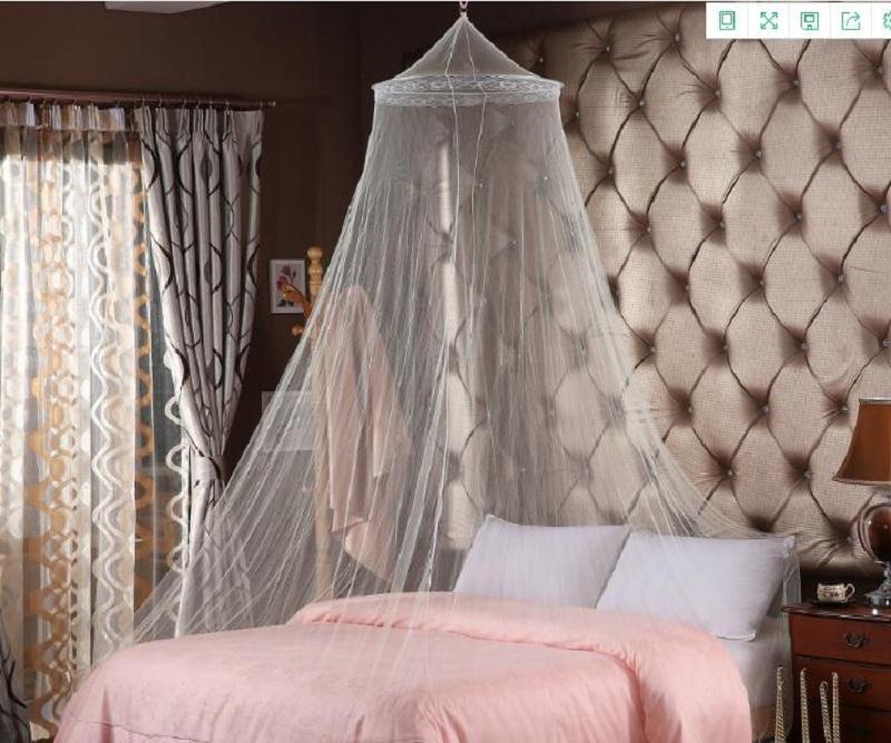 Night Mosquito Netting Net Good Sova Graceful Elegant Summer Bed Gardin Netting Canopy