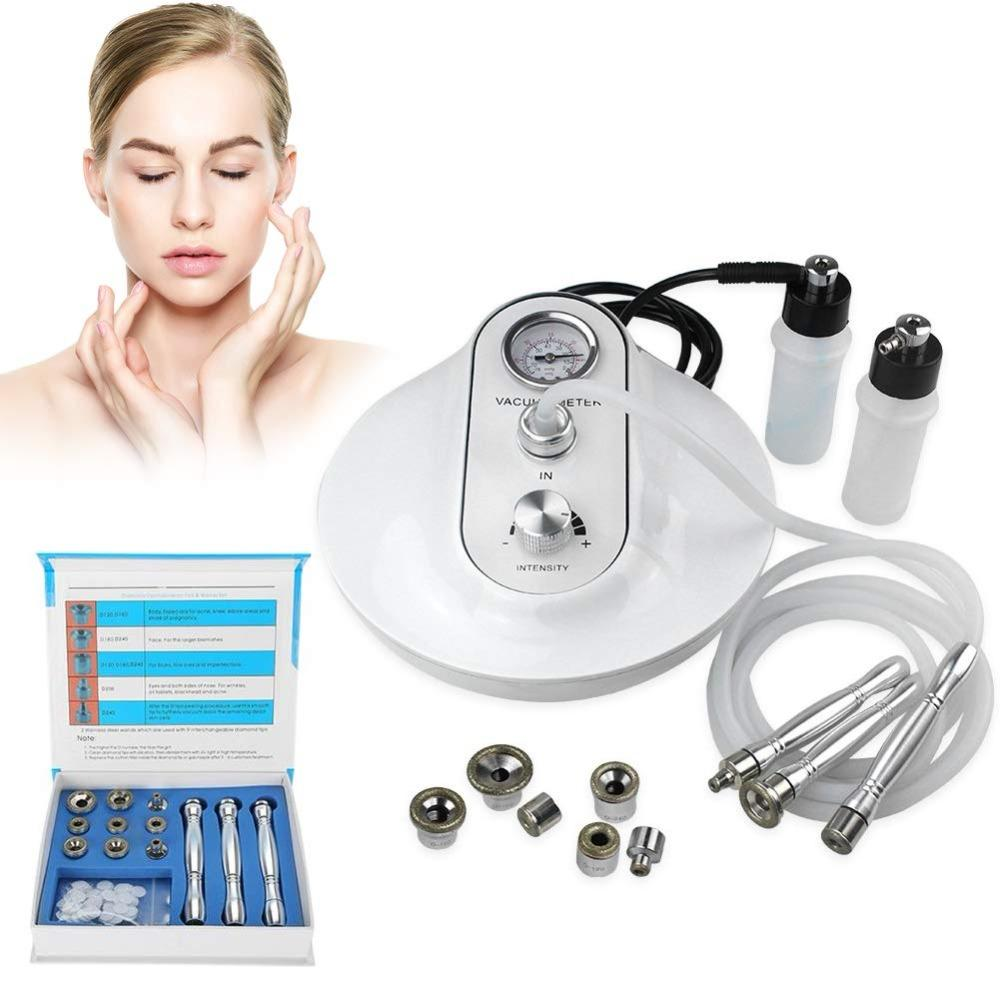 3 IN 1 الماس اللوازم الطبية آلة جلدي تجديد الجلد المضادة للتجاعيد النمش إزالة مقشر آلة الجمال