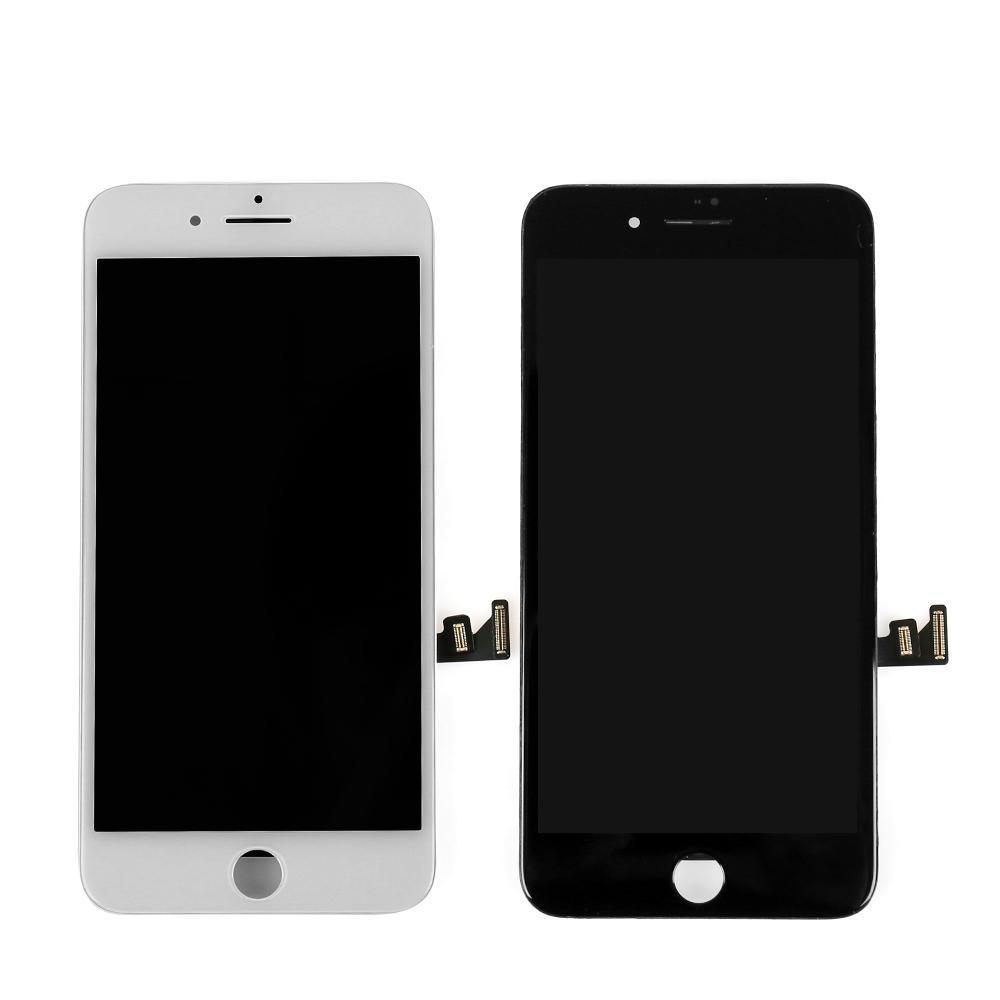 Peças de reposição de alta qualidade Sem Dead Pixel Display LCD Touch Screen de montagem digitador para iPhone 6 6s mais 7 8 Plus DHL livre