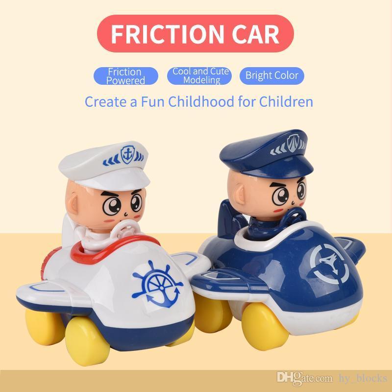 Ранние детские день рождения автомобиль дети и прохладные трения автомобиль прекрасный модель яркий дизайн выражений лица игрушка инертивный прелестный подарок для 0 xsfh