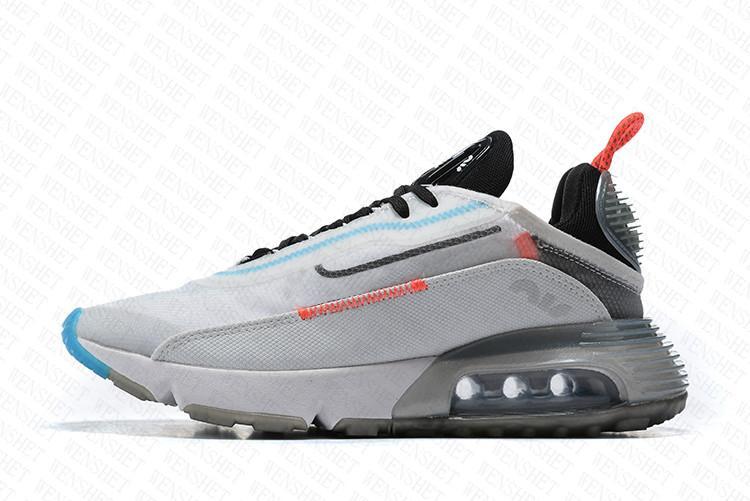 Homme Femme nike air max 2090 Chaussures de course de haute qualité 2090 Air Designer Chaussures de sport classique Air2090 Formateurs Casual Taille 36-46 Homme Femme D0725