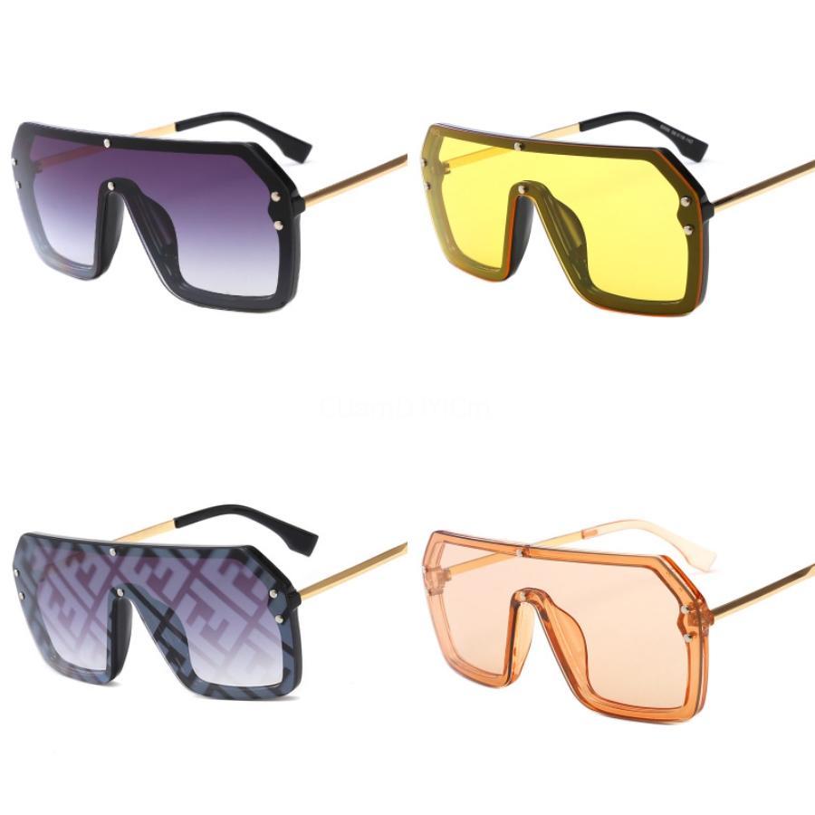 Haute qualité Personnalisé Double F Lunettes de soleil Marque Modèle Hiker YU21-40 acétate Lenses réel UV400 verre Lunettes de soleil Forfaits Housse en cuir # 702