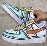 2020 новых женщин Low Cut One 1 Повседневная обувь Белый Черный Dunk Спорт Скейтборд обувь Классические Кроссовки высокие кроссовки 1988
