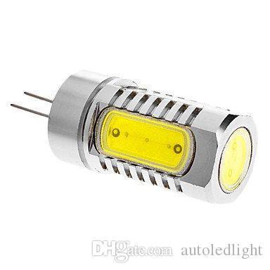 G4 lâmpada cob 3W 5W 7W 9W 12W lâmpadas LED MR16 holofotes DC 12V branco quente G4 LED branco lâmpada