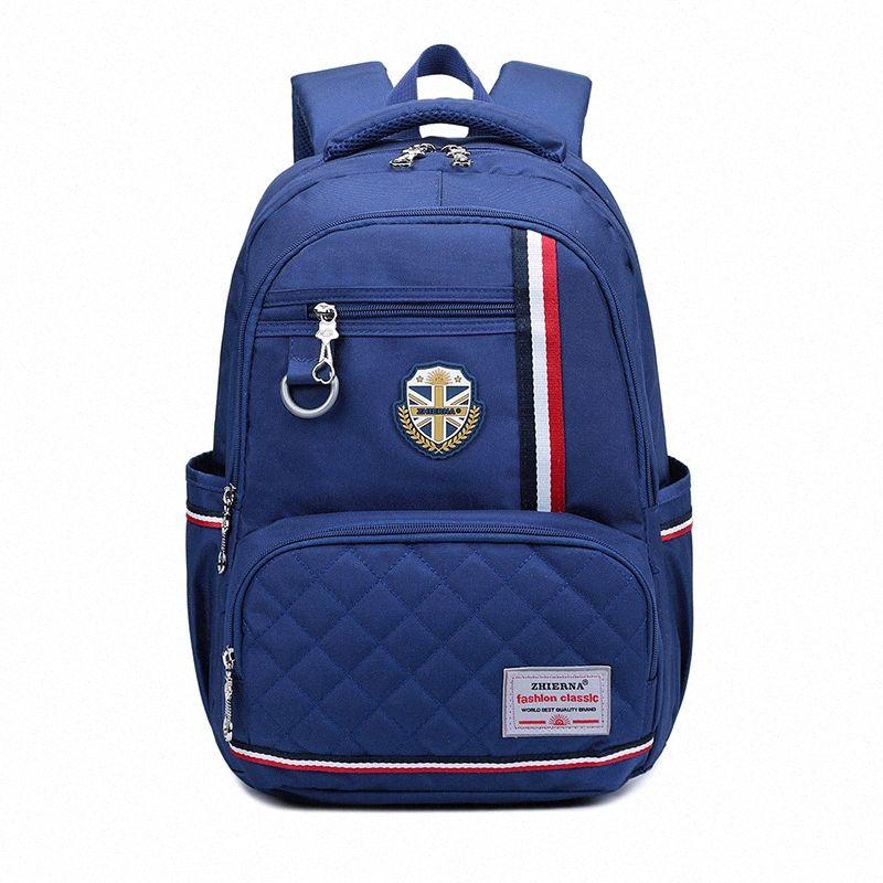 SWYIVY Escola Bags para sacos Meninos Adolescentes Mochila Mochilas Estudante ombro Bagpack Qualidade Canvas Backbag Para Student Zg9L #