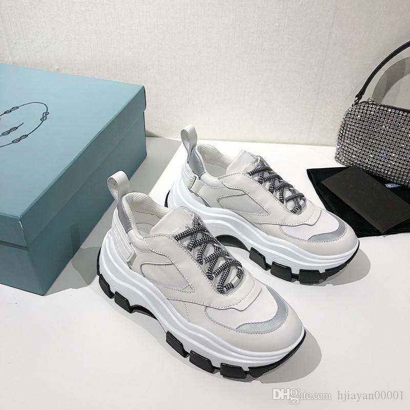 Телячья Тренеры 3D Отражающие B22 кроссовки Мужчины Женщины Повседневная обувь 2020 Новый B22 Тренеры Валентина Подарочная коробка в комплекте xw0729