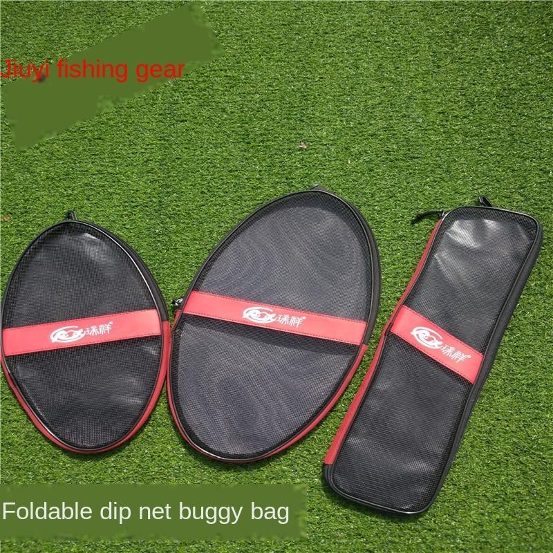 Ruixiang mesh head triangular Ruixiang Folding mesh head triangular storage bag folding storage bag