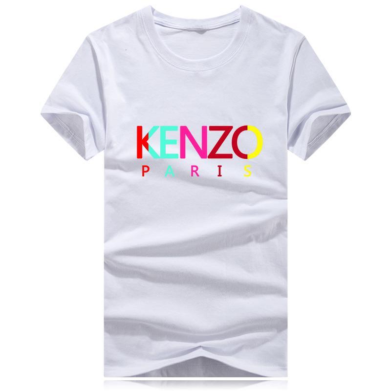 2019 Camicie Italiane Marca Signora signora T Graffiti stampa Estate Tees Uomini di stile di modo di marca del T Tees tute camicia dei vestiti delle donne.