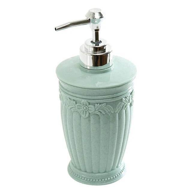 Pressen Lotion Flaschen Container Duschgel Shampoo Hand Sanitizer Parting Flasche Home Bad Liquid Seifenspender 400ml