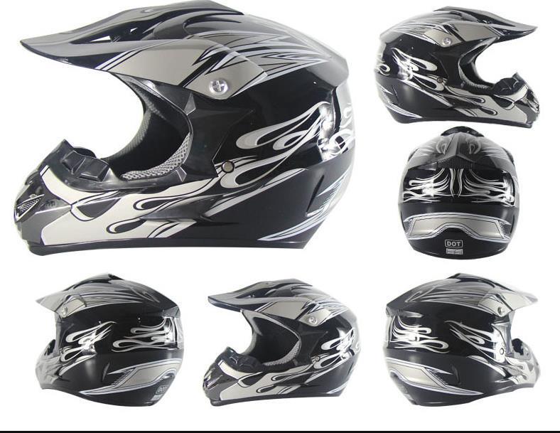 Htmotostore4 Spedizione gratuita Motocross Casco Off Road ATV Cross Elmets MTB DH Racing Motorcycle Helmet Dirt Bike Capacete
