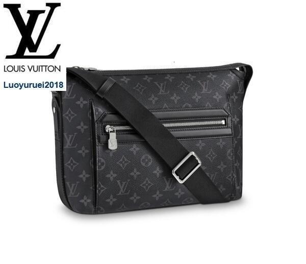 luoyuruei2018 ODYSSEY MESSENGER PM M44223 Мужчину Посланник сумки плечо ремень сумка Totes Портфель Портфели Duffle багаж
