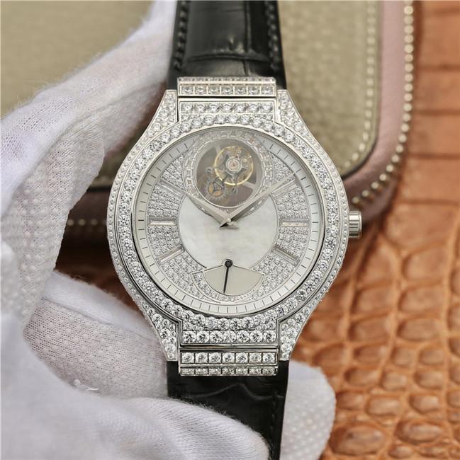 2020 Высококачественные Goodg0a38149 Реальный маховик диаметр 46 мм роскошные водонепроницаемые часы Cal.600p Tourbillon Движение дизайн роскоши дизайнерские часы