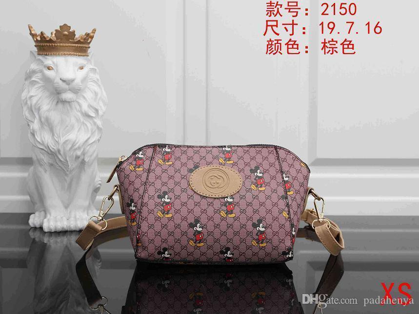 Schultertaschen Designer Handtaschen der Frauen Designer Luxurys Handtaschen Portemonnaie Leder-Handtaschen-Mappen-Schulter-Beutel-Taschen