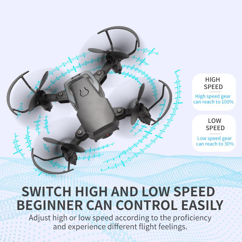 RC Drone Four Axis drone Remote control aircraft HD camera Remote Control UAV Cool electric toys