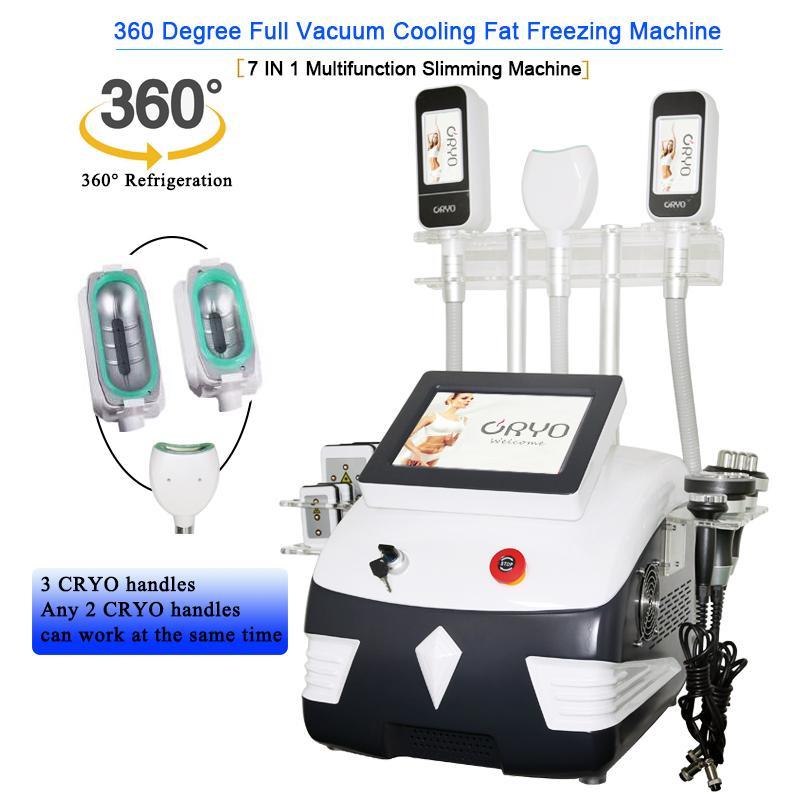 Портативная кавитация RF Beauty Submate Machine Laser Lipo Phage Body Phage Machine Sliume вакуумная машина