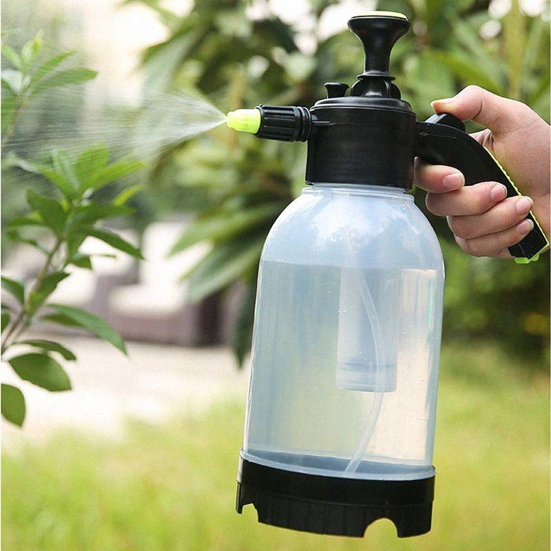 050 Einfache Handhabung Handdrucksprüher Luftkompressionspumpe Handdrucksprüher Startseite Gartenbewässerung Sprühflasche CRGu #