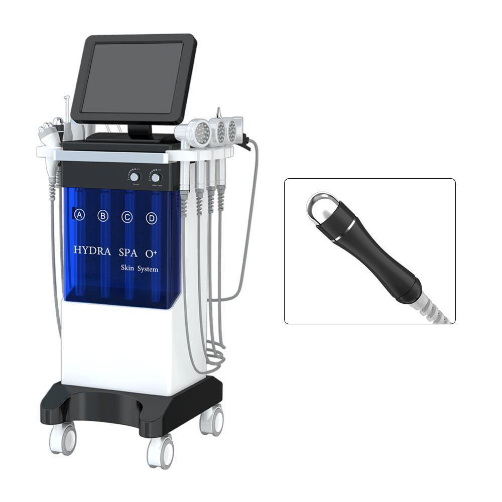 Neue Version !!! Sauerstoff-Wasser-Einspritzung Gesichtshaut Anti-Aging Schönheit Instrement Sauerstoff Jet-Gerät
