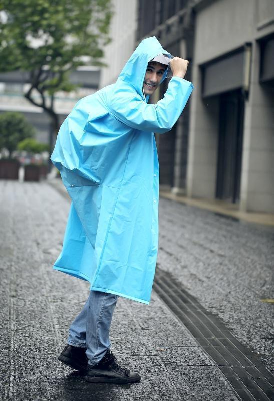 одежда Новой моды корейского стиль путешествие плащ тело рюкзак взрослого дождевик открытый рюкзак комбинезон плащ пончо альпинизму
